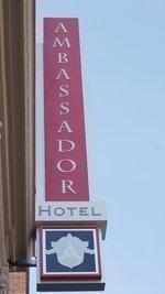 Ambassador Hotel's new sales director has challenge to meet
