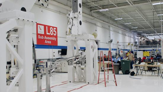 Machinists are back at work today at Bombardier Learjet, but pension talks will continue.