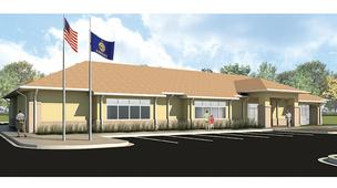 Dondlinger & Sons Construction Co. will build the new headquarters for the Boy Scouts of America Quivira Council.