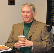 Ed Cross, Kansas Independent Oil and Gas Association.