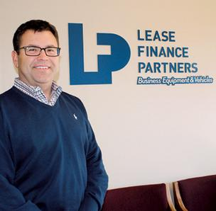 David Urban of Lease Finance Partners says the company has had growth across the country.
