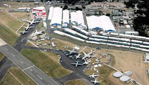 Aircraft manufacturers are heading to the Farnborough International Air Show this week.