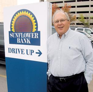 Sunflower Bank's Chuck Gorney