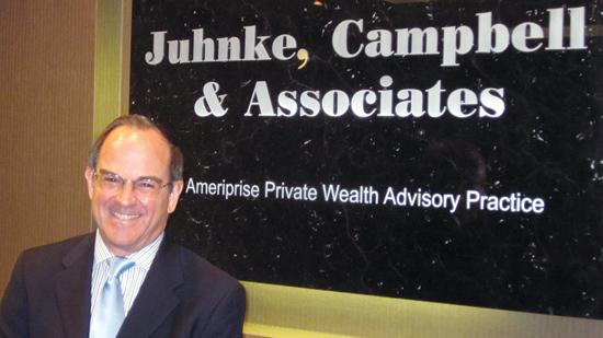 Jerry Juhnke of Juhnke, Campbell & Associates says 401(k) fee disclosures may be a moot point for investors. The fees don't matter much as long as an employer-match multiplies your investment, he says.