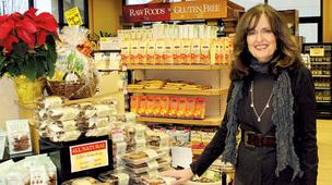 Barb Hoffmann of Green Acres Market