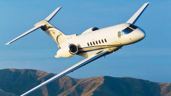 The economics of the Hawker 4000 jet might actually work in a Chinese context, analysts George Tsopeis says.