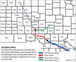 Kansas walks a tightrope in developing infrastructure for oil and gas industry