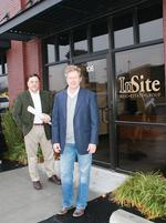 InSite Real Estate building spec office park at Eberly Farm