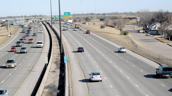 The Kansas Department of Transportation is seeing less revenue to fund highway projects.