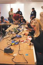 Groups hope to establish 'makerspaces' for tinkerers, budding entrepreneurs