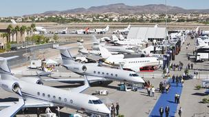 Last year's NBAA convention in Las Vegas was widely seen as marking a turning point for the embattled industry.