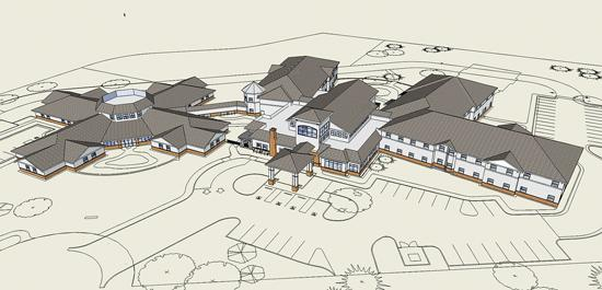 A planned assisted living and memory care facility on Maize Road is one of several senior living projects in the works.