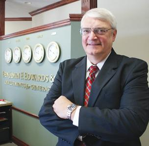 Edwards & Co.'s Buller was drawn into securities industry early in life