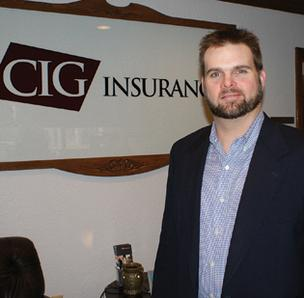 CIG Insurance Group President Lance Spence says his company has added two support positions to help the Wichita-based company prepare for growth.