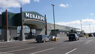 Menards is planning to build a 167,000-square-foot store in Derby that will be similar to its two Wichita locations, including this one in west Wichita.
