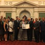 40 Under 40 honorees receive formal City Council Resolution