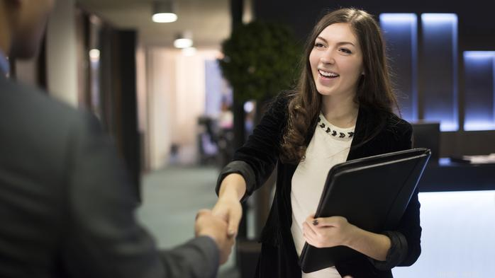 How one company recruits women for sales careers