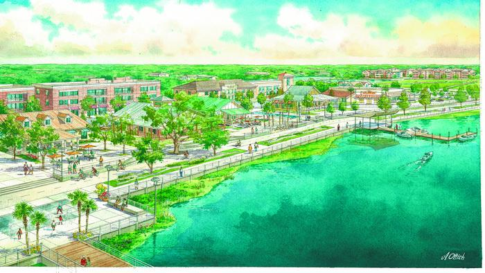 Movie theater, specialty grocer, VR experience headed to this Central Florida community