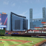 Braves, hotel officials give preview of Omni Hotel at The Battery