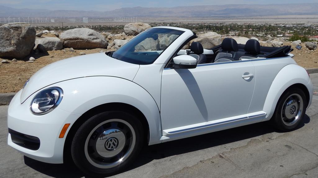 It S Summertime And Volkswagen Buick Have Convertibles Puget Sound Business Journal