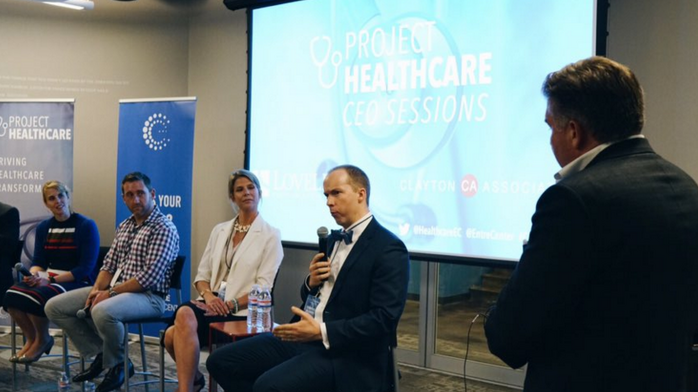 Entrepreneur Center unveils new accelerator for health care startups