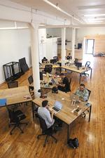Workspace: ChoreMonster makes room to play ... and grow