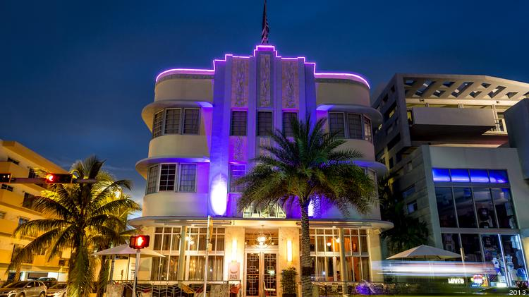 The Marlin Hotel Is At 1200 Collins Ave In Miami Beach