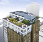 Chinese builder buys site, plans for 26-story apartment in South Lake Union