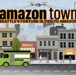 Amazontown: How Seattle's fortune is tied to Amazon's success