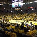 Suite deal: The $100K NBA Finals perch Warriors fans wish they could score (Video)