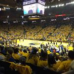In land of disruption, Warriors fall to Cleveland in epic NBA Finals