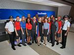 Southwest Airlines finally lifts curtain on new uniforms