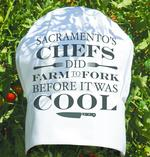 Farm-to-fork is a way of life for top chefs