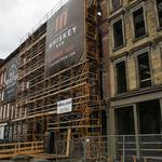 Nearly a year after fire, Whiskey Row development sets opening date