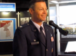 Col. Bradley McDonald assumes Wright-Patt command (Video)