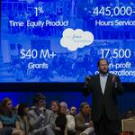 Salesforce is continuing to invest in Massachusetts companies