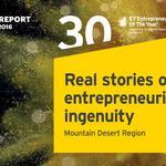 Entrepreneur Of The Year winners named in Mountain Desert Region (slideshow)