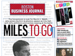 Exclusive interview: Marty Walsh enters his first re-election with lofty ambitions and wolves nipping at his heels