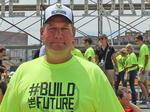 Family time—Project director takes lead on arena: Mike Sorge