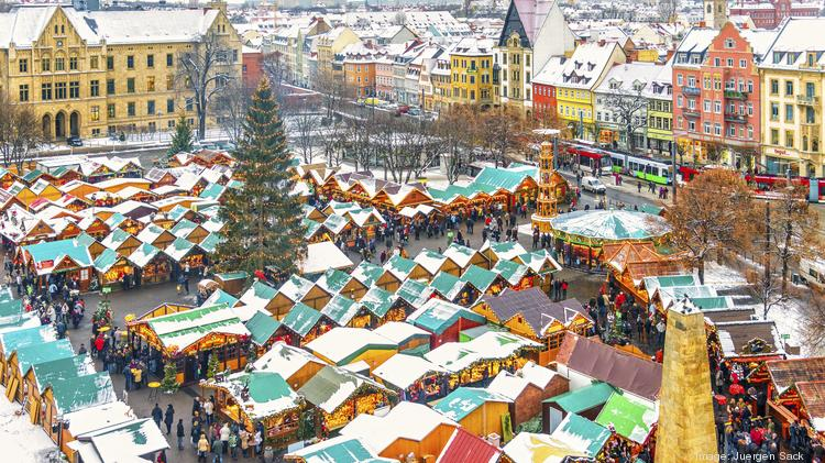 German Christmas Market.Planning A Trip To The Famed German Christmas Markets The