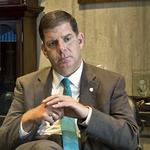 Marty Walsh to face challenger Tito Jackson in Nov. 7 general election