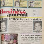 30 years ago this week: The circle of (business) life — <strong>Roberts</strong> brothers, May Co.