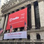 Twilio skyrockets 92% in first day of trading, with startups hoping for tech rally