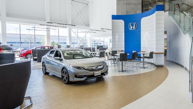 Colorado dealers buck national car sales slump denver for Honda dealership denver co