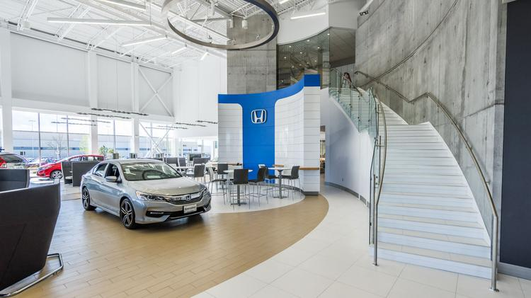 Colorado car sales stay robust despite national slump for Honda dealer denver
