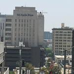 Plans for LA Times building includes demolishing part of it