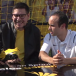 Sprint's newest commercial features CEO, soccer legend