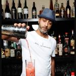 At the Hall on Franklin, Tampa cocktail king <strong>Ro</strong> <strong>Patel</strong> finds himself back behind the bar