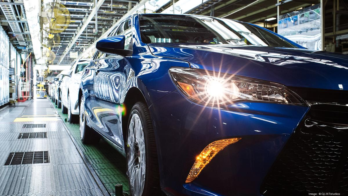 Toyota investing 1 3 billion in georgetown ky plant louisville louisville business first