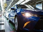 UPDATE: Toyota to invest $1.3B in Kentucky